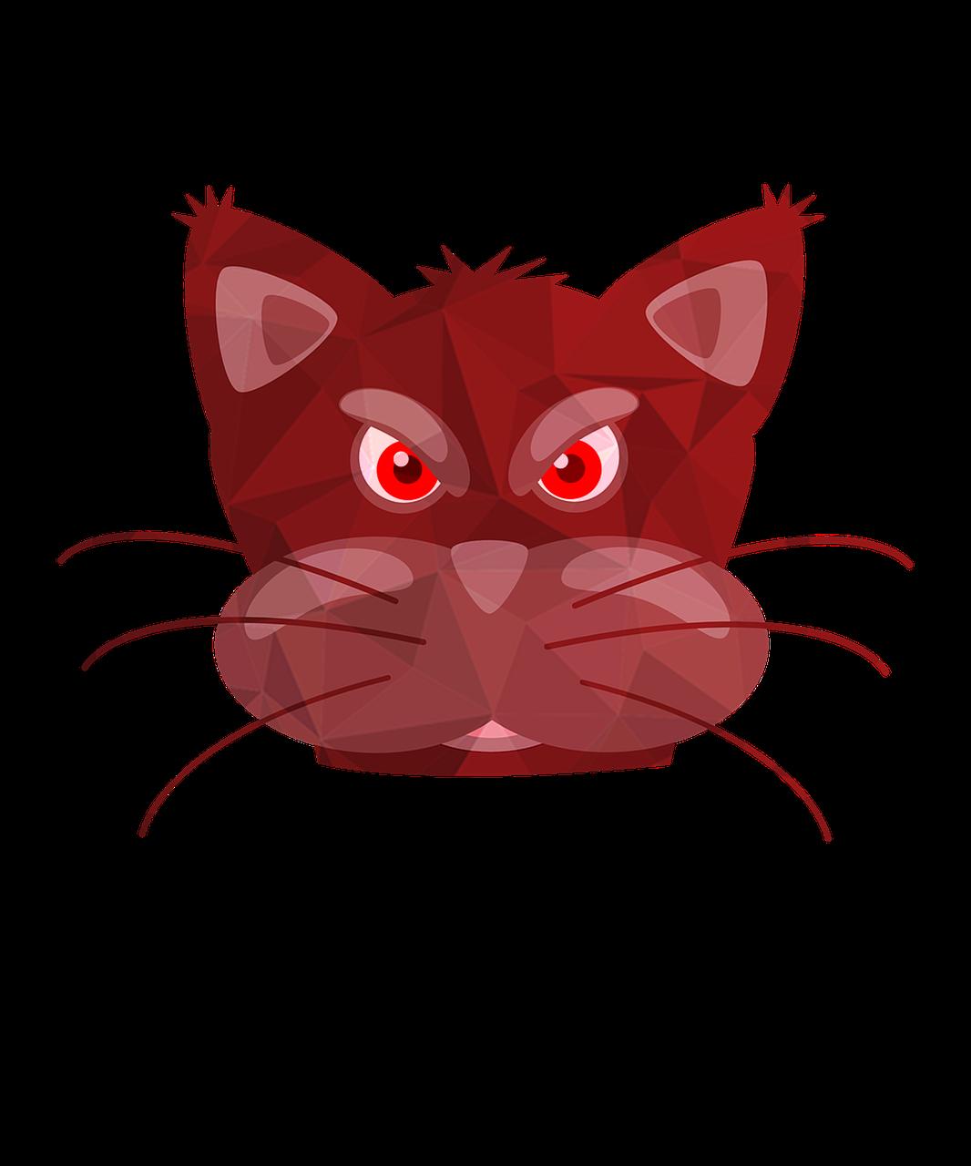 cats, red cat, pink cat-3238608.jpg