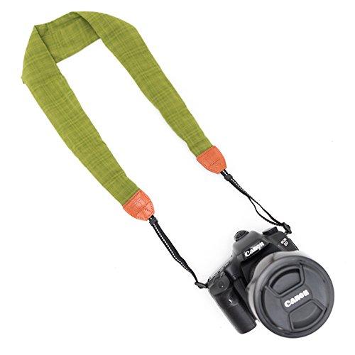 Camera strap Green